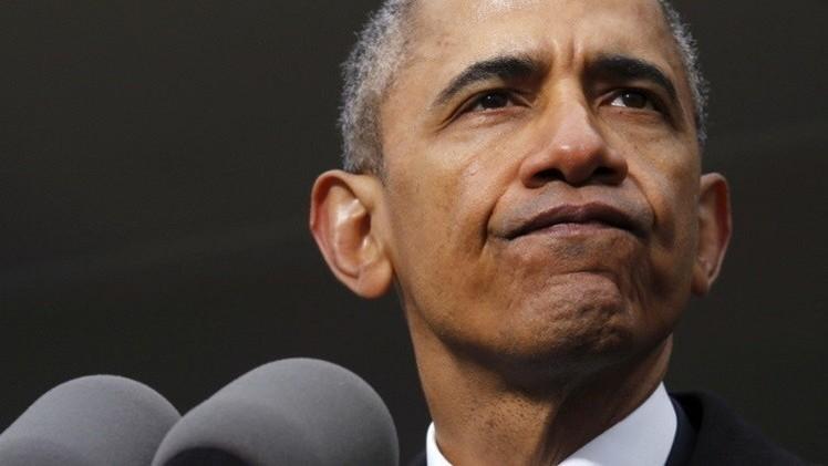 أوباما يمدد العقوبات على كوريا الشمالية لسنة إضافية