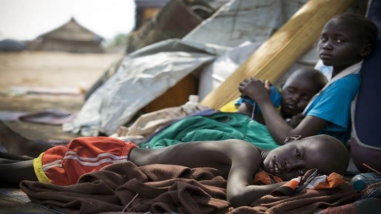 جنوب السودان.. باريس تدين مقتل 129 طفلا و