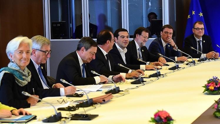 مصدر: قمة منطقة اليورو تؤكد إمكانية التوصل إلى اتفاق حول اليونان الأسبوع الحالي
