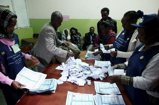 الائتلاف الحاكم يحصد كل مقاعد البرلمان الإثيوبي