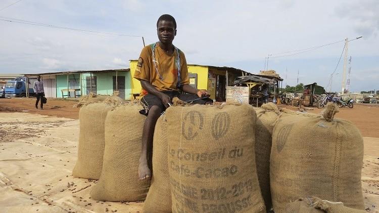 تحرير 48 طفلا من الرق في ساحل العاج