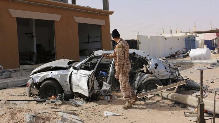 ليبيا.. مقتل 8 من