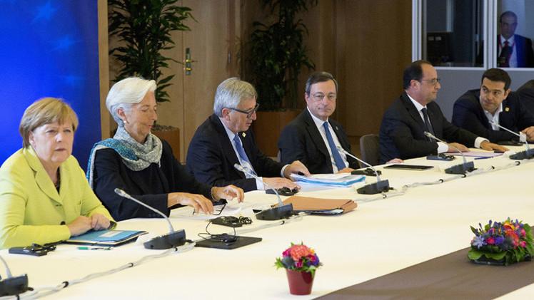 منطقة اليورو تسابق الزمن للتوصل إلى اتفاق بشأن الأزمة اليونانية