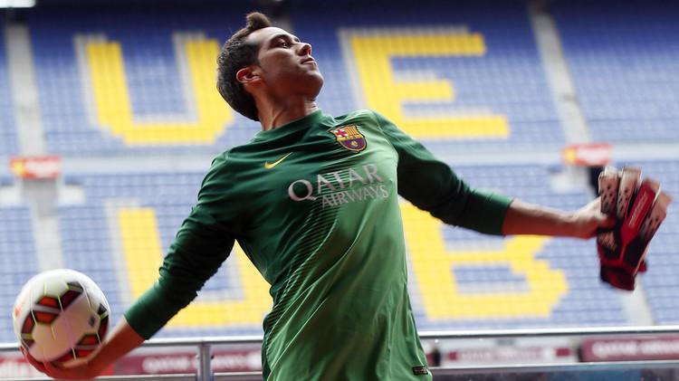 برافو ينوي رفع دعوى قضائية ضد برشلونة وسوسييداد