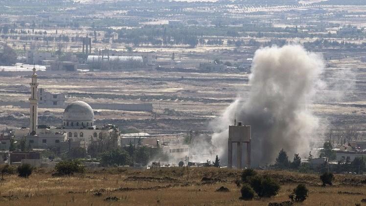 تداعيات الحرب في سوريا  تخيم على الجولان