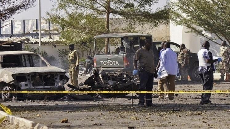 نيجيريا.. 10 قتلى وأكثر من 20 جريحا في تفجير انتحاري نفذته طفلة