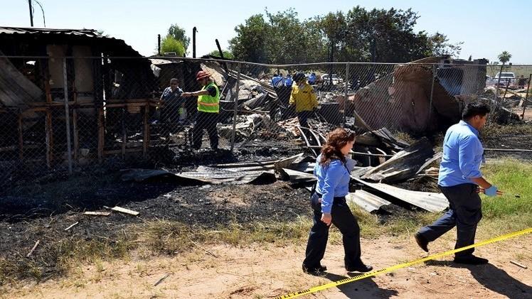 المكسيك.. 16 مسنا يلقون حتفهم حرقا