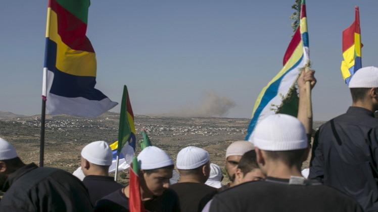 إسرائيل تعتقل 9 شبان من الجولان على خلفية حادثة سيارة الإسعاف