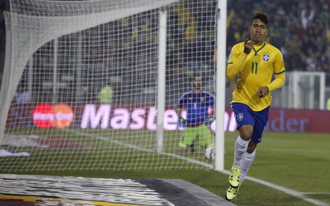 ليفربول بانتظار نتائج الفحص الطبي لضم البرازيلي فيرمينو رسميا