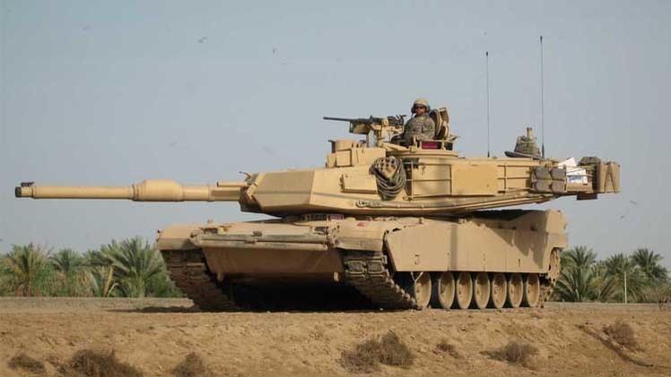 خبير عسكري: نشر الدبابات الأمريكية في أوروبا لا يشكل خطورة على روسيا