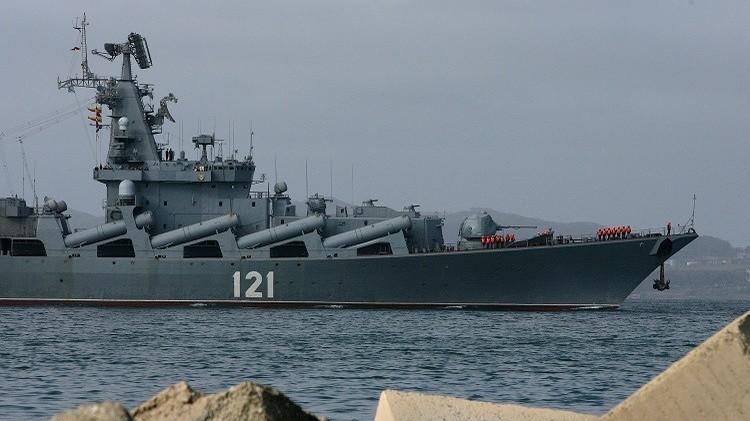 سفن حربية روسية تدخل المحيط الأطلسي لإجراء مناورات