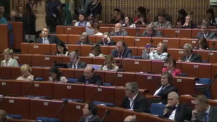 الجمعية البرلمانية لمجلس أوروبا تؤكد صلاحيات الوفد الروسي