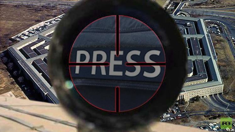 تعليمات البنتاغون تتيح للجنود قتل الصحفيين