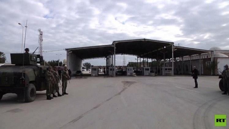 تونس.. تعزيزات عسكرية وأمنية قرب الحدود مع ليبيا