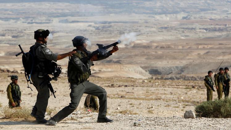 مقتل فلسطيني على حاجز قرب بيسان (صور)