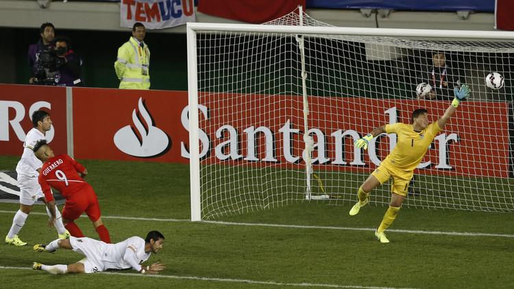 البيرو تبلغ المربع الذهبي لكوبا أمريكا .. (صور)