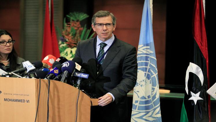 استئناف المفاوضات الليبية في المغرب