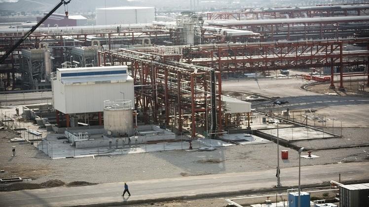 غازبروم لا تستبعد المشاركة في مشاريع الغاز الإيرانية