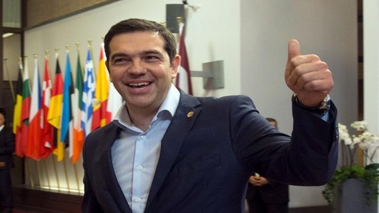 تسيبراس يدعو إلى استفتاء شعبي حول سياسة التقشف