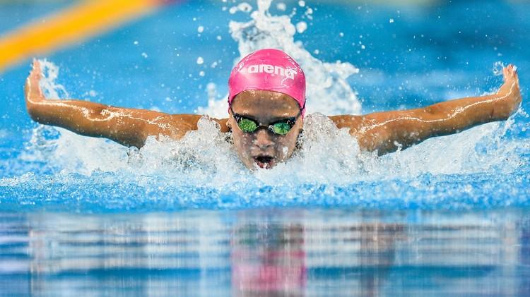 روسيا تهيمن على منافسات السباحة في الألعاب الأوروبية