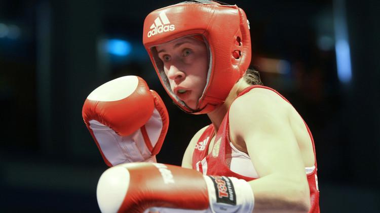 الروسية سافيليفا تفوز بذهبية الملاكمة في الألعاب الأوروبية (فيديو)
