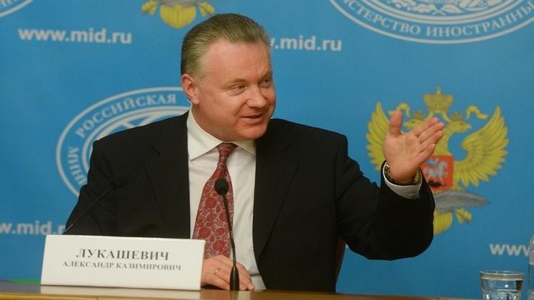 موسكو: واشنطن تتجاهل انتهاكات القوات الأوكرانية لحقوق الإنسان في دونباس