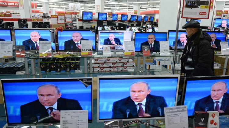بوتين يوعز باستحداث قناة رياضية عامة على أساس