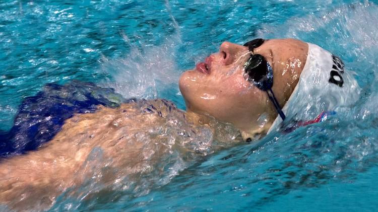 السباحة الروسية يغوروفا تتوج بالذهبية الخامسة لها في الألعاب الأوروبية