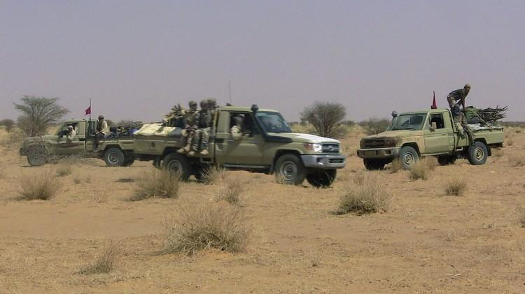 مقتل 3 جنود و8 مسلحين في هجوم غرب مالي