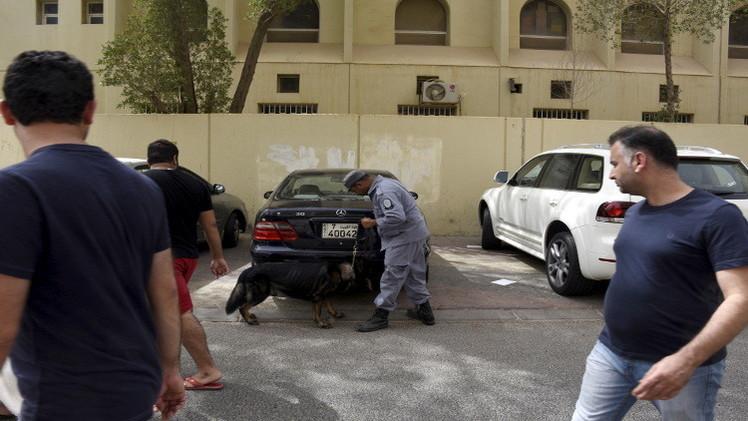 الكويت: منفذ العملية الانتحارية في جامع الإمام الصادق سعودي الجنسية