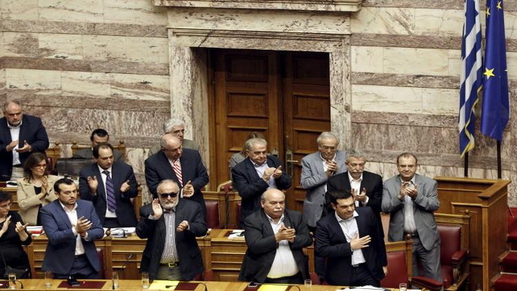 اليونان.. البرلمان يصادق على