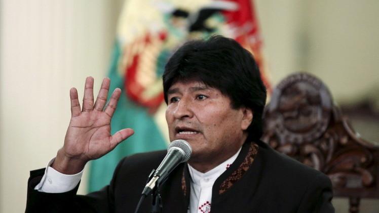 موراليس يصف تشيلي بـ