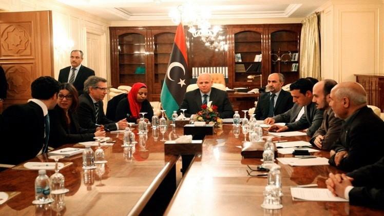 هل يوقع فرقاء الأزمة الليبية مسودة اتفاق؟