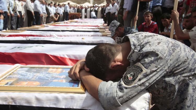 مصدر عراقي: مقتل 900 مدني في الموصل والفلوجة على يد