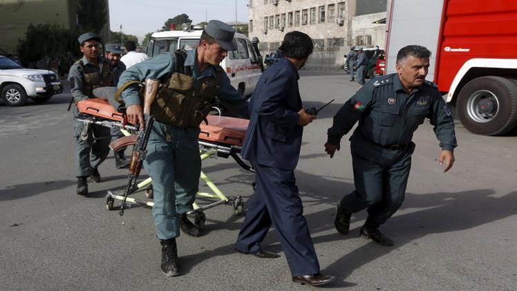 مقتل 11 من القوات الأفغانية في هجوم لطالبان