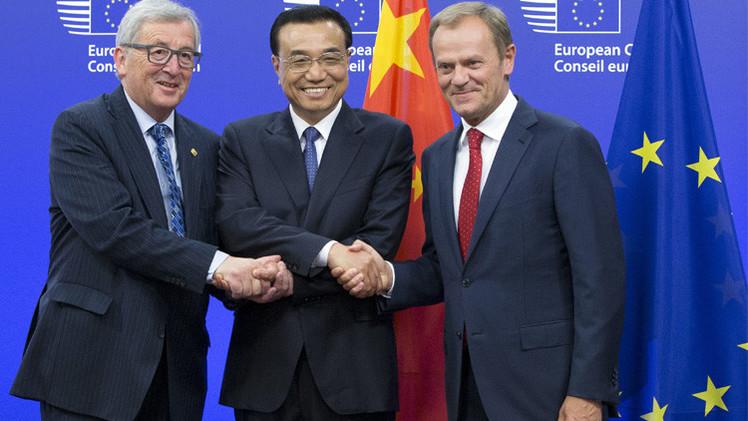 الاتحاد الأوروبي يرحب بالاستثمارات الصينية