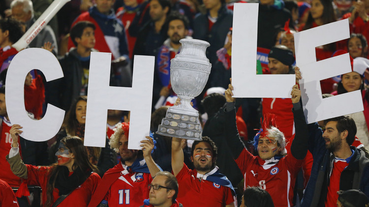 تشيلي والبيرو وجها لوجه في كلاسيكو