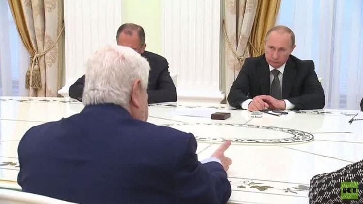 موسكو تسعى لجمع دمشق والرياض في تحالف ضد