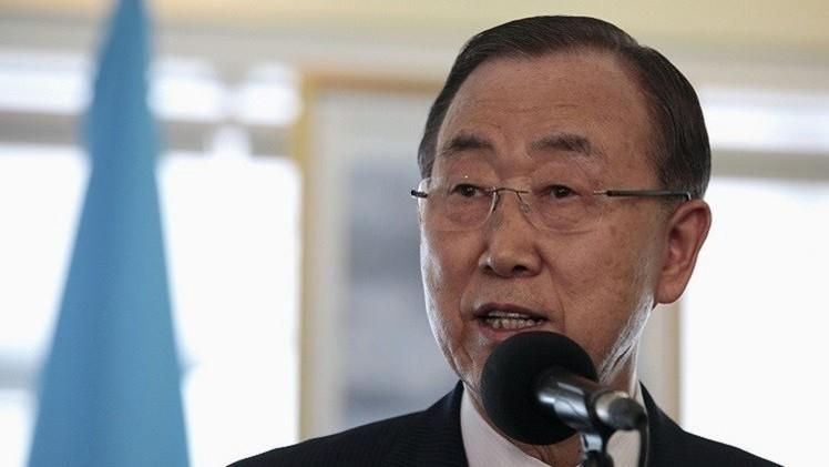 بان كي مون يطالب بمحاسبة المسؤولين عن قصف مكتب أممي في عدن