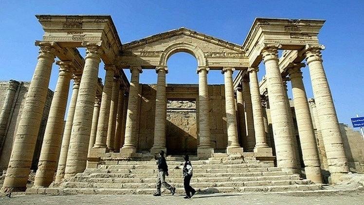 اليونيسكو: هجمات داعش على مواقع أثرية
