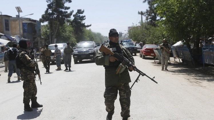 4 قتلى في هجوم انتحاري بالقرب من السفارة الأمريكية في كابل و