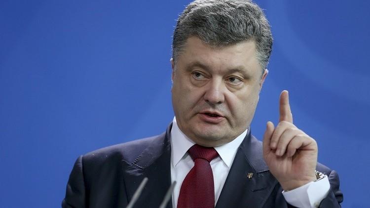 بوروشينكو: أوكرانيا بحاجة إلى 7 سنوات إضافية للانضمام إلى الناتو