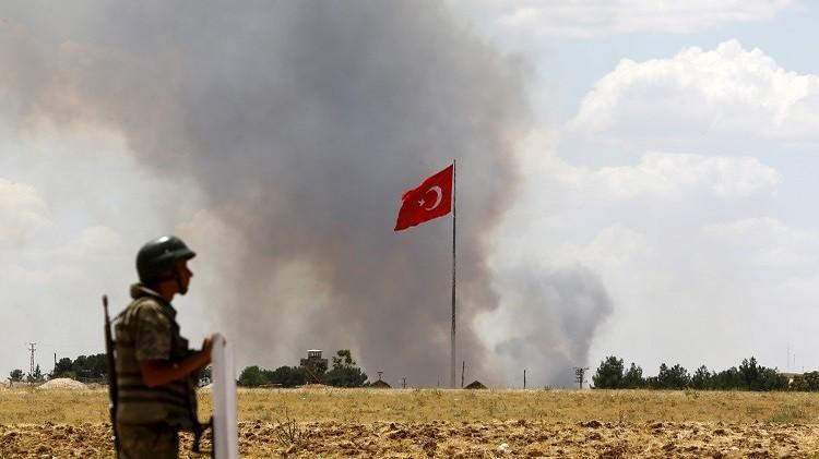 الرئاسة التركية: الإجراءات المزمعة شمال سوريا هدفها تأمين الحدود