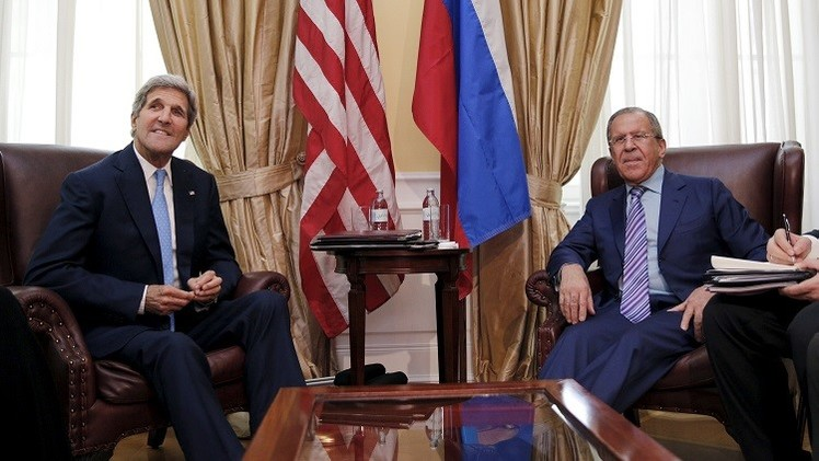 لافروف: موسكو وواشنطن تدركان بأن القضاء على