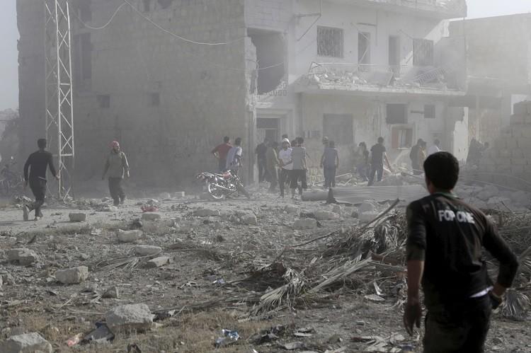 الجيش السوري يستعيد سيطرته الكاملة على مطار الثعلة العسكري في ريف السويداء