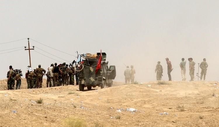 القوات العراقية تقتل 16 قياديا من داعش غربي الأنبار