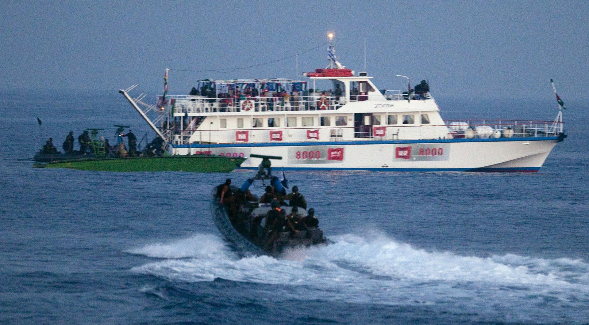 إسبانيا.. تعليق التحقيق في الهجوم الإسرائيلي على أسطول الحرية عام 2010