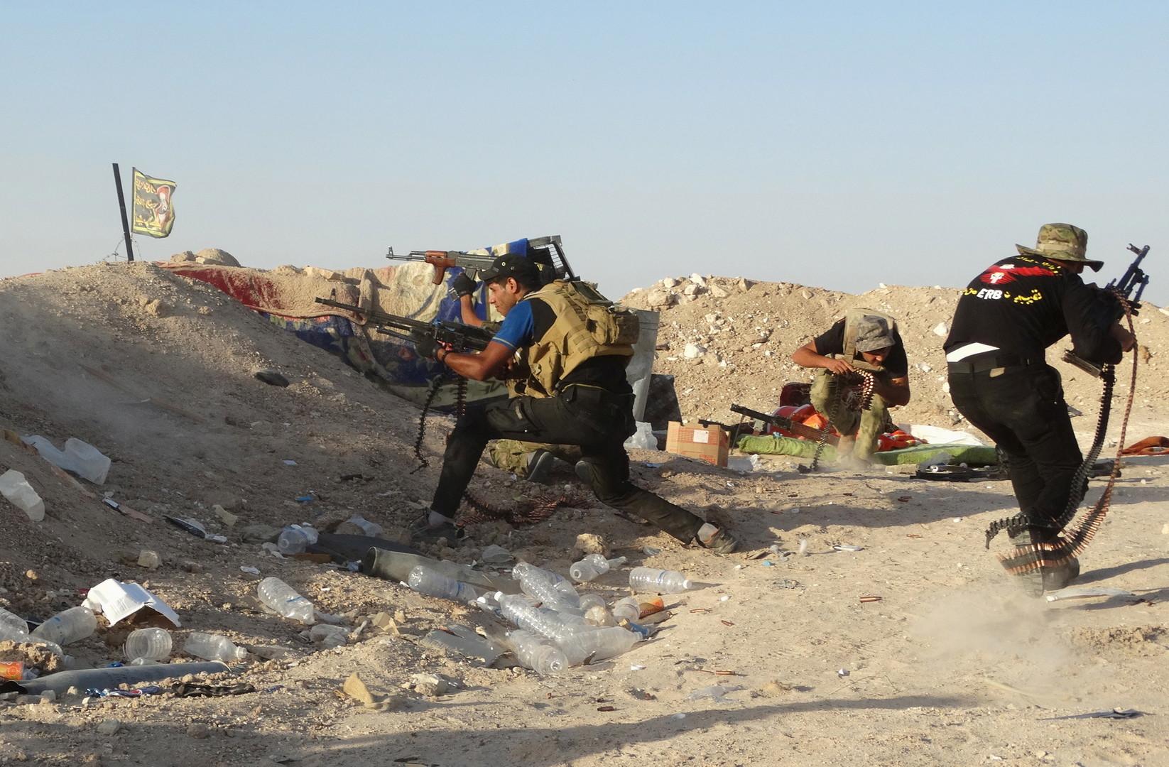 مقتل وإصابة العشرات من عناصر