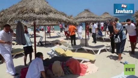 العملية الإرهابية في سوسة بتونس