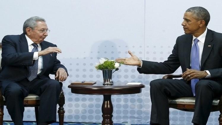 إعادة فتح السفارتين في كوبا والولايات المتحدة اعتبارا من 20 يوليو
